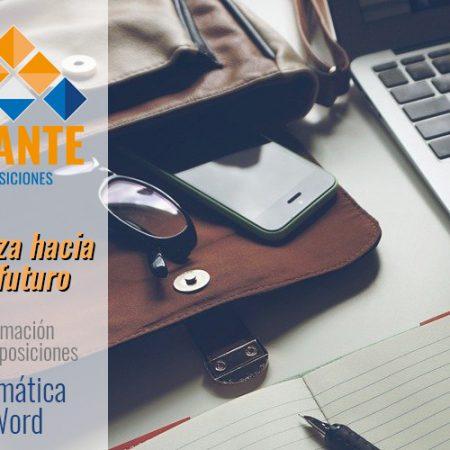 Ofimática Word (ESPECIAL OPOSICIONES)