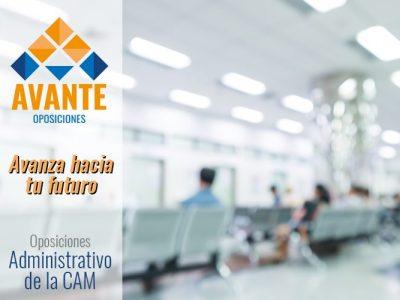 Administrativo de la CAM – Módulo I (PROXIMAMENTE)