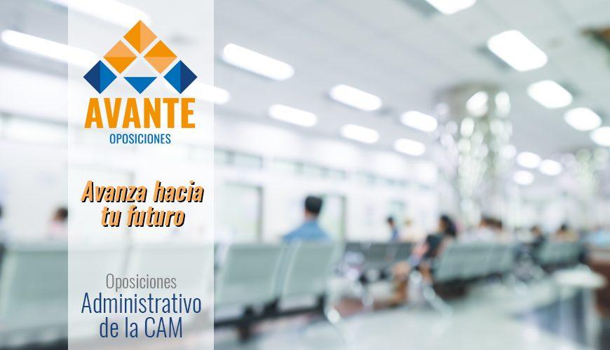 Cursos_Online_Avante_Oposiciones_Administrativo_CAM