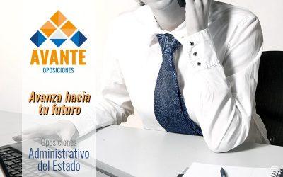 Administrativo del Estado (SOLO ALUMNOS PRESENCIALES)