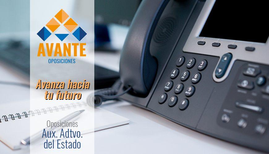 Cursos_Online_Avante_Oposiciones_Aux_Administrativo_Estado