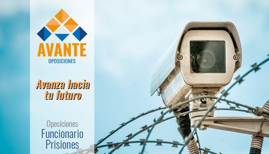Funcionario de prisiones – Curso online para preparar oposiciones
