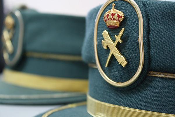 Distintivo Guardia Civil Oposiciones