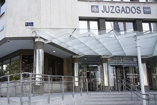 Auxilio Judicial Oposiciones Justicia